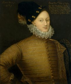 Edward de Vere, 17th Earl of Oxford